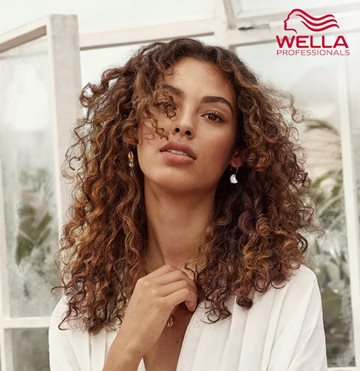 Nutricurls for Long Lasting Curl Definition