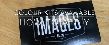 At Home Colour Kits from Images Salon